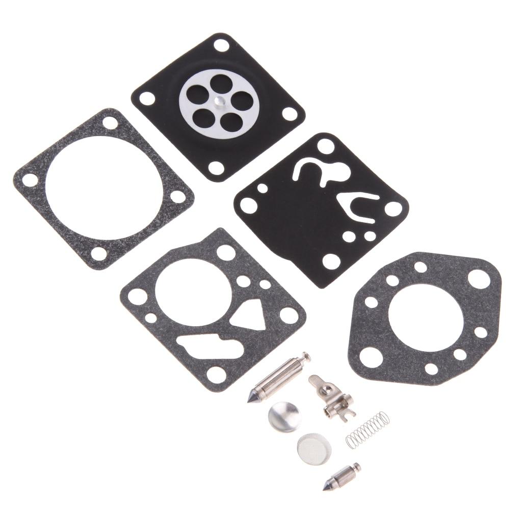 Carburetor Carb Repair Kit For Tillotson RK14 HU RK13 HU W/Hard Accessories