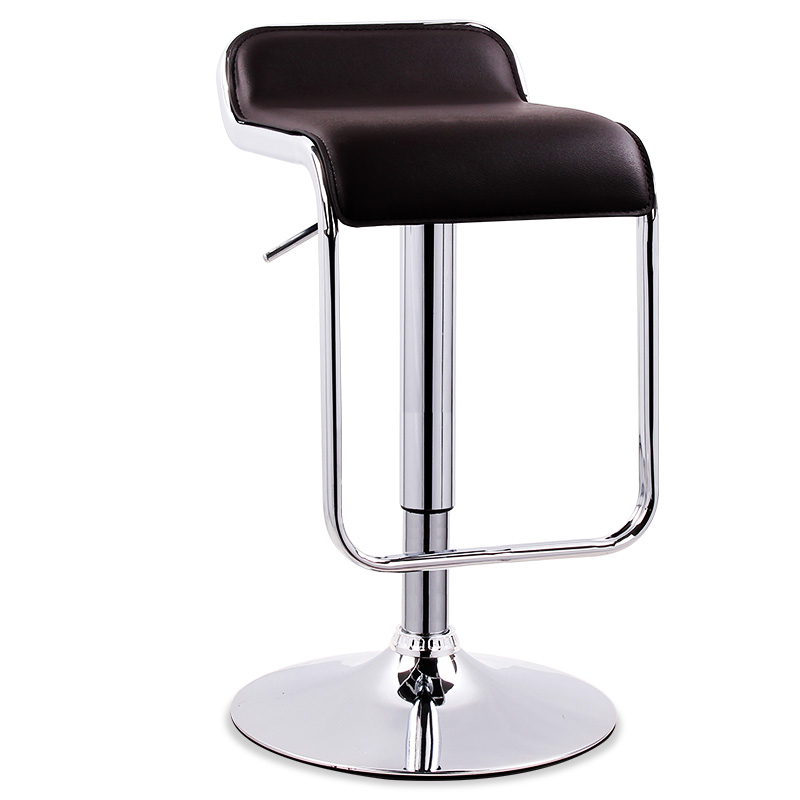 Lifting Modern Simple Stool Bar Furniture Rotating Backrest High Cashier Front Desk Poltrona Sedie Barstool Metal Chair