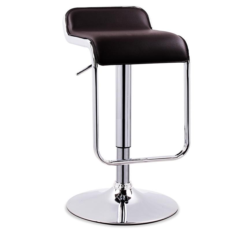 Lifting Modern Simple Stool Bar Furniture Rotating Backrest High Cashier Front Desk Poltrona Sedie Barstool Metal Chair