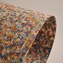 2020 Новый Искусственный деревянный шпон дизайн для коробки для драгоценностей