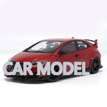 Alloy Toy Car-Model Civic-Type Ebbro Cars Vehicles 1:18-Scale of Authorized Original