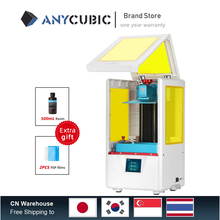 2019 Anycubic Photon S Hars 3D Printer Plus Size Sla/Lcd Hoge Precisie Licht Curing Impresora 3d kits 3d Printer Upgrade
