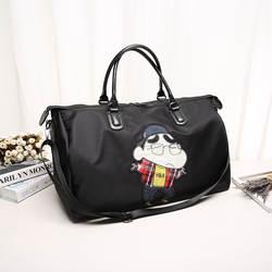 Размерный мужской Cadiz 2018 новая стильная сумка для путешествий водонепроницаемая сумка из ткани Оксфорд ручная сумка для путешествий