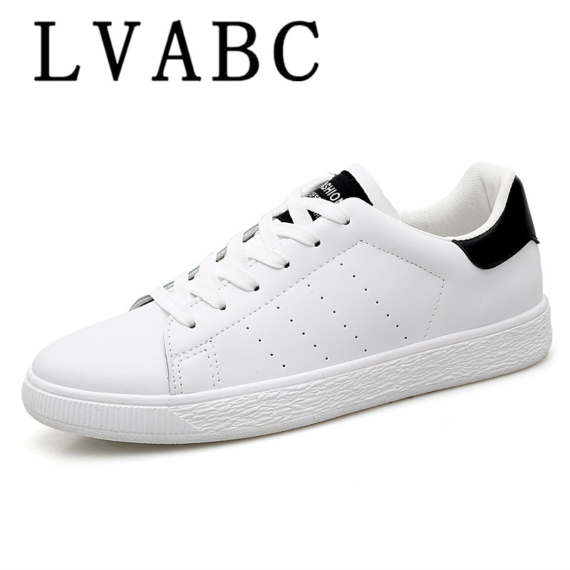 The 2018 Summer Trend Of White Shoes Increased In White Men's Vulcanized Shoes Shoes Breathable Wear Non Slip  Z006 39 40 41 42
