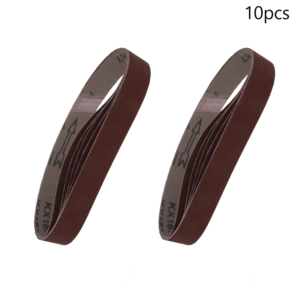 Utoolmart 400/600/800/1000 Grit 533*30 Size Sanding Belt Alumina Grinding Polishing Abrasive Belt High Quality 5pcs/10pcs/15pcs