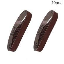 Utoolmart 400/600/800/1000 grain 533*30 taille ceinture Abrasive alumine meulage polissage bande Abrasive haute qualité 5 pièces/10 pièces/15 pièces