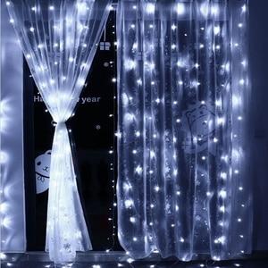 Curtain String Light Fairy Lig