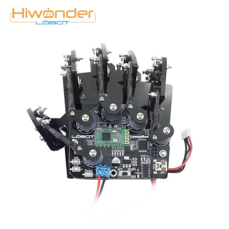 Open source somatosensory handschuhe Wearable mechanische handschuhe Exoskelett gefühl control Robot control