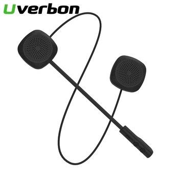Casco de motocicleta MH04, auriculares inalámbricos Bluetooth 5,0, altavoz de la Vespa, llamada con manos libres, reproducción de música para casco de Motor