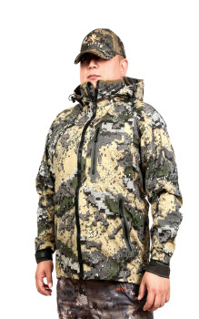 2020 Hunting suiCamouflage Outdoor Jacket Men  Waterproof Clothes Windbreaker Coat The same paragraph sitka - discount item  29% OFF Fishing