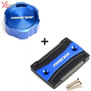 For Yamaha TRACER 900 700 GT 900GT TRACER MT09 MT07 MT 09 MT 07 Front & Rear brake Fluid Cylinder Master Reservoir Cover Cap(China)
