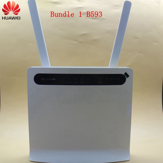 Buy Unlocked Used Huawei 4G Routers B593 E5186 B525 B528 LTE