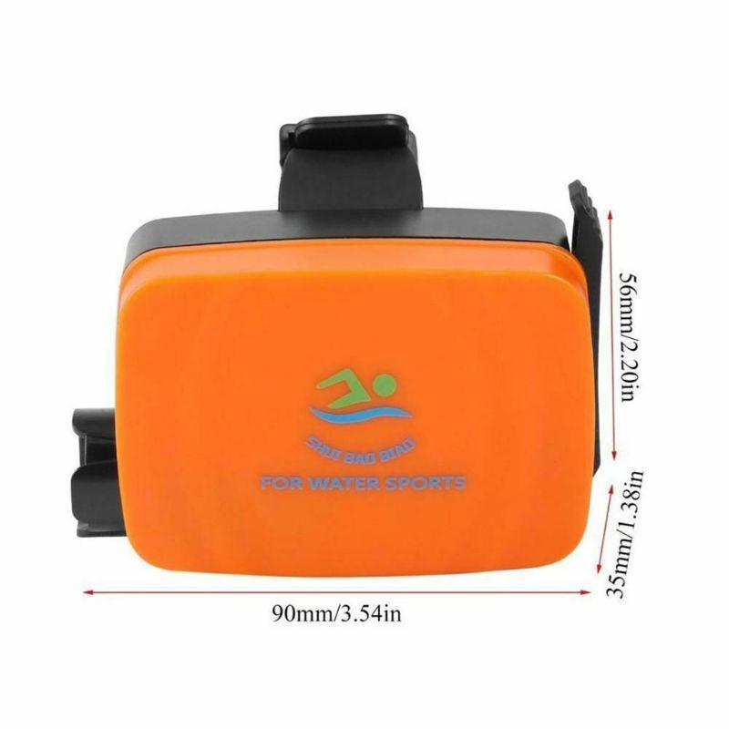 Portable Lifesaving Anti-Drowning Bracelet Aid Lifesaving Device Floating Wristb New
