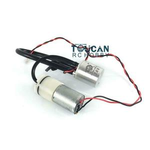 Henglong Metal Smoke Gearbox Unit for 1/16 RC Tank 6.0/6.1/6.1S Ver. Model Parts TH16501-SMT2