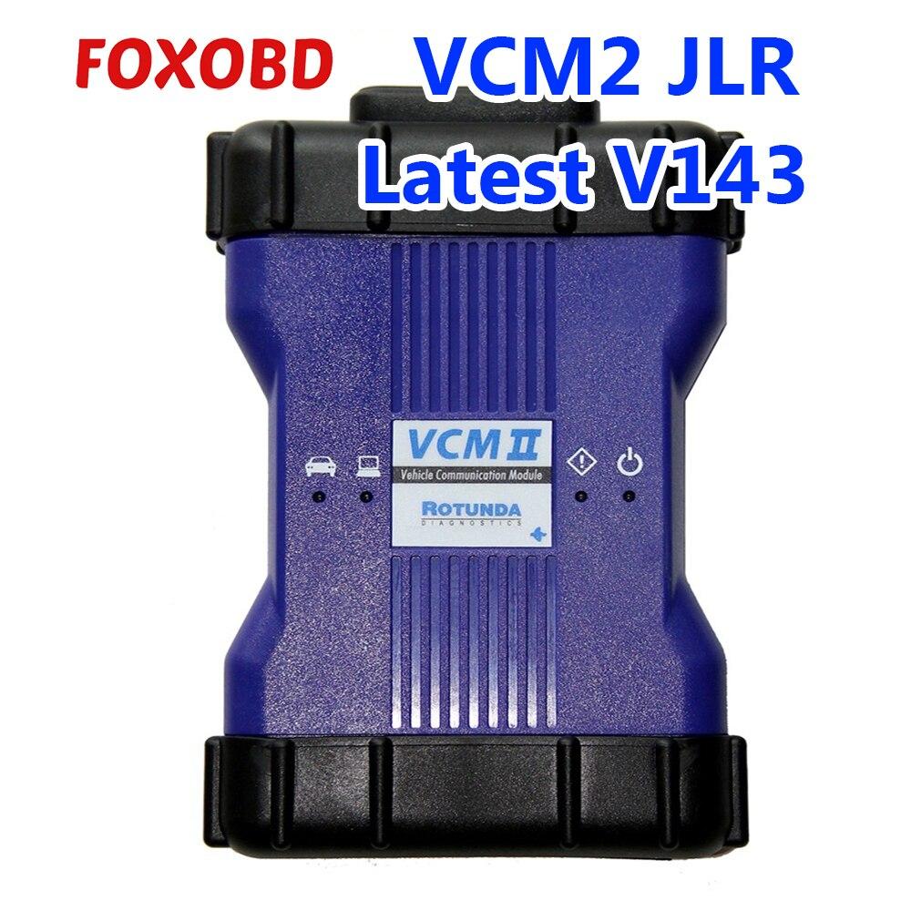 VCM 2 For Land Rover/Jaguar VCM2 IDS SDD V143 II Diagnostics Tool JLR V143 VCM2 JLR IDS OBD2 Scanner