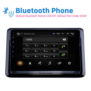 Image 2 - Seicane 2din android 9.1 9 polegada rádio do carro para suzuki s2014 toyota noah estéreo gps multimídia jogador apoio obdii dvr 3g carplay