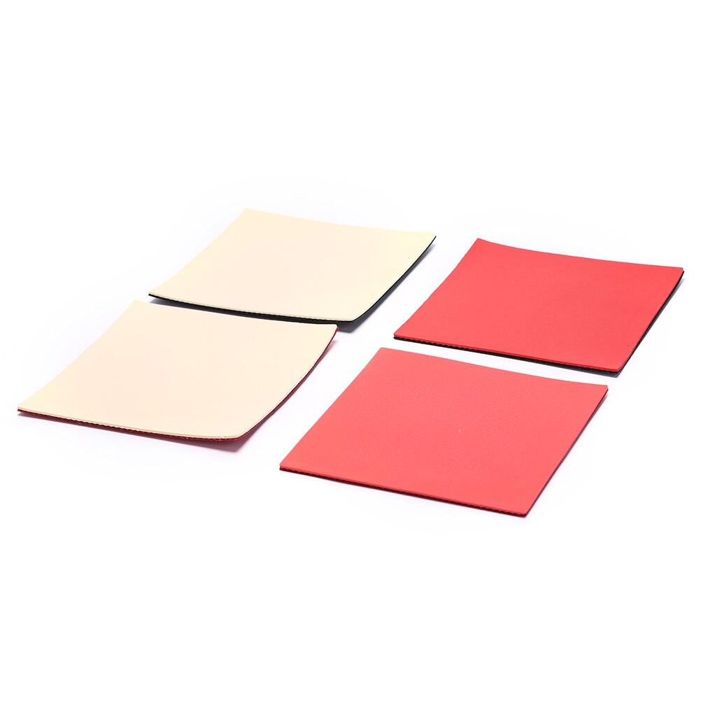 Rouge/noir (ping-pong) éponge en caoutchouc 2.2mm Pips-in nouveauté de Tennis de Table