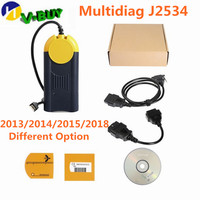 Car Diagnostic tool V2016.1 Multi Di@g Access J2534 Pass Thru OBD2 Device actia multidiag Multi Diag Multi Diag v2011 V2018.3