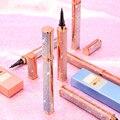 Черная Подводка для глаз, ручка, косметика, водостойкая, Длительное Действие, макияж для лица, быстросохнущая подводка для глаз для женщин, ж...
