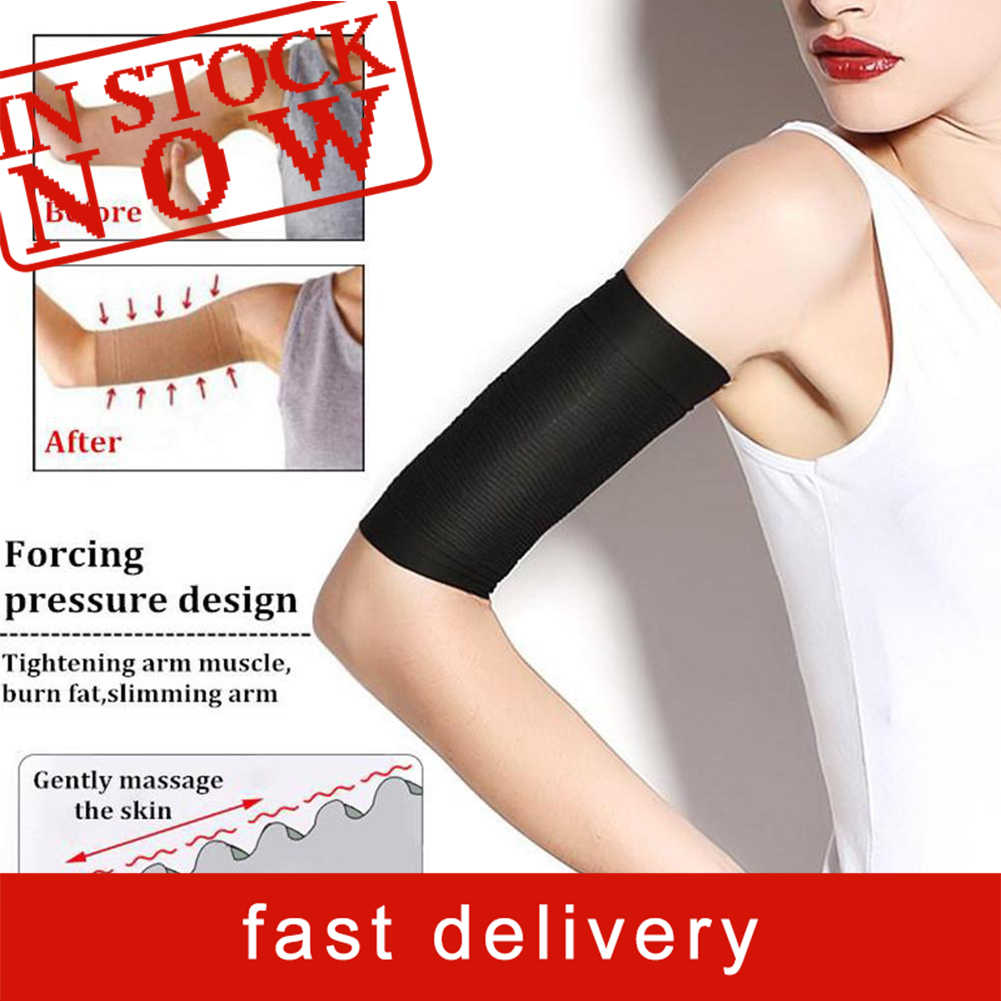 2pcs Arm Slimming Wrap Product For Lose Weight Burn Fat Arm Shaper Instantly Remove Sagging Flabby Arms Sleeve Anti Cellulite Aliexpress