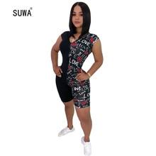 Wholesale Summer Women Playsuits