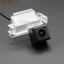 BigBigRoad For Ford S-Max / Tourneo Custom Transit 2016 - 2018 Vehicle Wireless Car Rear View Parking Camera HD Color Image цена