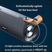 ZEALOT S30 altoparlante Wireless Bluetooth altoparlanti portatili HIFI Stereo Bass Sound Box supporto TF Card,TWS,AUX, unità Flash USB