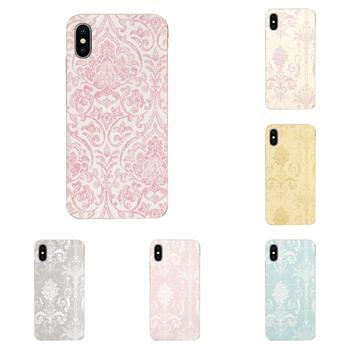 For Galaxy J1 J2 J3 J330 J4 J5 J6 J7 J730 J8 2015 2016 2017 2018 mini Pro Transparent Soft Cases Covers Laura Ashley Josette image