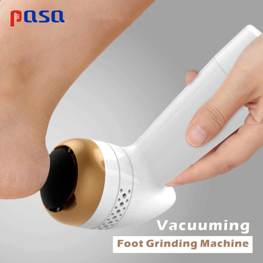 Electric Foot File Foot Care Tool Pedicure Machine Peel Skin Roller Callus Remover File For Man Foot Heel Skin Massage Head