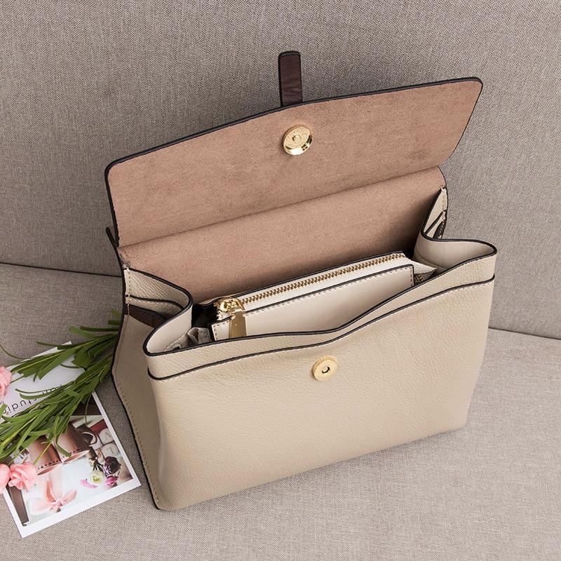 Женская сумка из искусственной кожи с мягкой поверхностью, деловая сумка через плечо с небольшим клапаном, сумки через плечо, женские сумки-...