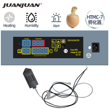 Regulator Temp-Controller Automatic-Incubators HTMC-7 with Heating-System Fan-Function