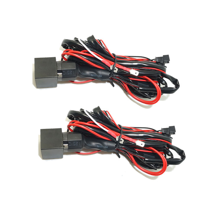 Accessories Relay Harness Angel Eye Halo Ring 4 LED Fade In Out Wiring For  BMW Replacement|Wire| - AliExpresswww.aliexpress.com