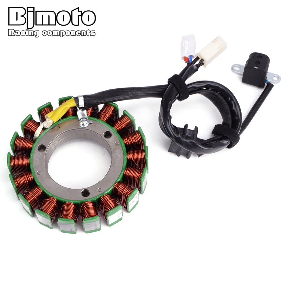 MAGNETO STATOR COVER GASKET FOR SUZUKI LT-A500X KINGQUAD 500 2009-2017