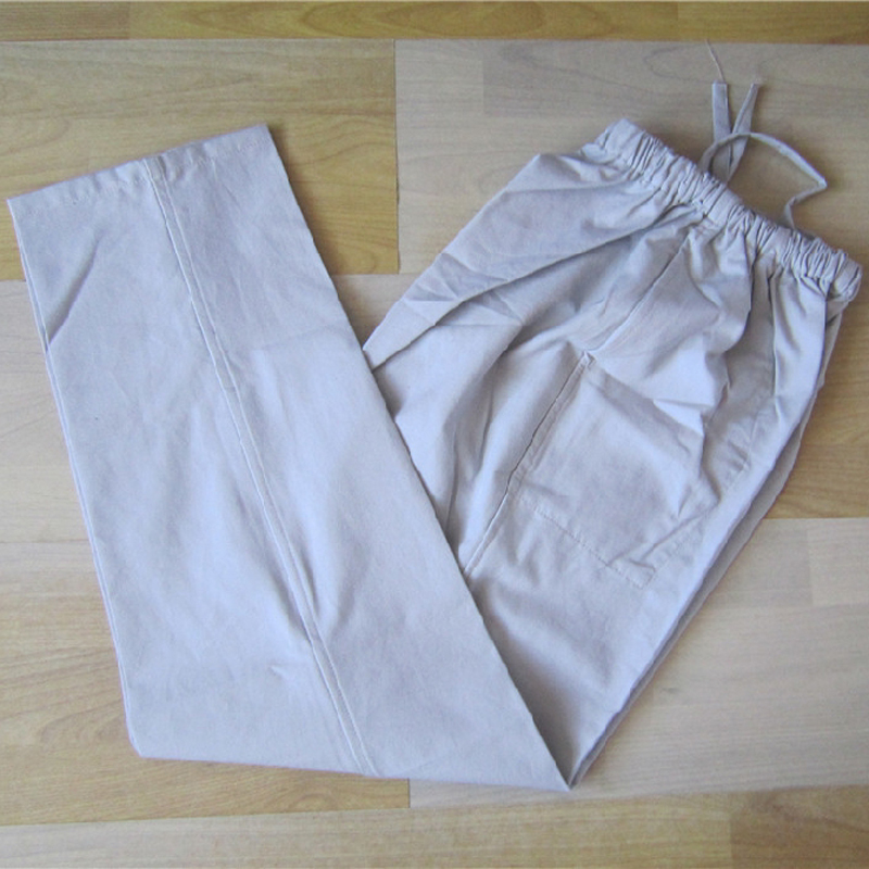100-Cotton-Chinese-Traditional-Men-s-Kung-Fu-Pants-Wu-Shu-Tai-Chi-Elastic-Waist-Loose (2)