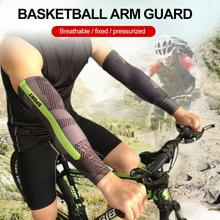 цена на Elbow Support Elastic Gym Sport Elbow Guard Pad Absorb Sweat Sport Basketball Arm Sleeve Basketball Fitness Elbow Brace