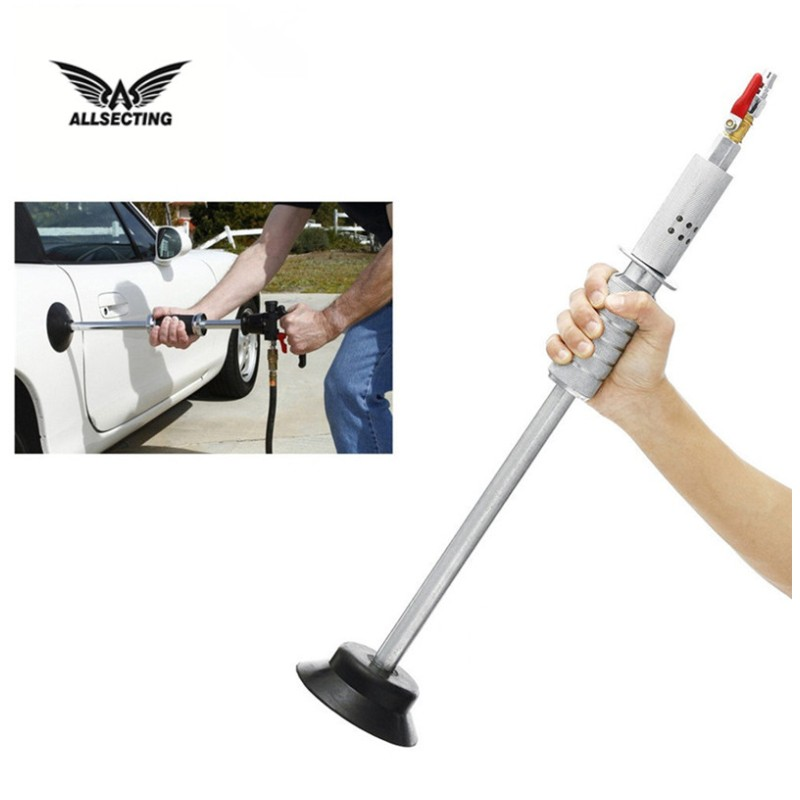 Car Paint Hammer Air Suction Dent Puller Pneumatic Auto Body With Slide Remove Repair Automotive High Efficiency Tools KT-003
