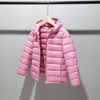 Boys Girls Cotton Winter Fashion Sport Jacket Outwear Children Cotton-padded Jacket Boys Girls Winter Warm Coat цена 2017
