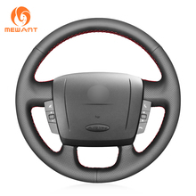 Black Genuine Leather Steering Wheel Cover for Peugeot Boxer 2006-2019 Citroen Jumper Relay Fiat Ducato Ram ProMaster (Cargo) тормозные колодки дисковые abs jumper relay boxer s60 ducato 06 19 37577