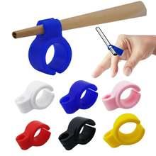 Силиконовый держатель для сигарет креативное кольцо разных цветов