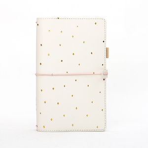 Image 4 - Lovely Diary Gift to Girlfrend, TN Standard Journal Travler Notebook, Spiral PU Thick Pocket Size Planner Diary