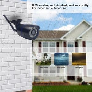 Image 4 - Wifi IP Camera 720P 1080P 5MP Wireless TF Card IP Security Camera Outdoor Bullet CamHi Keye P2P Onvif for CCTV Home Security Cam