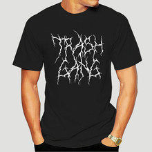 Rzadko śmieci Gang T Shirt Ghostemane Gbc Ftp pompy Uicideboy Uzi Xan 156 T Shirt 0434J