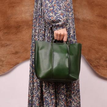 Ellacey 2020 100% Real Genuine Leather Bag Ladies Shoulder Bag European style Women Handbag Tote Bag Retro Female Cross-body Bag