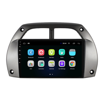4G LTE Android 10.1 Fit TOYOTA RAV4 2001 2002 2003 2004 2005 2006 Multimedia Stereo Car DVD Player Navigation GPS Radio image
