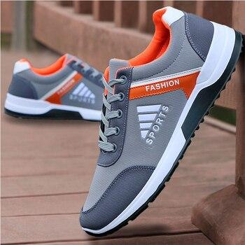 Men Shoes Autumn Canvas Shoes Men's Casual Sports Shoes Fashion Designer Sneakers Street Cool Walking Footwear Zapatos De Hombre 1