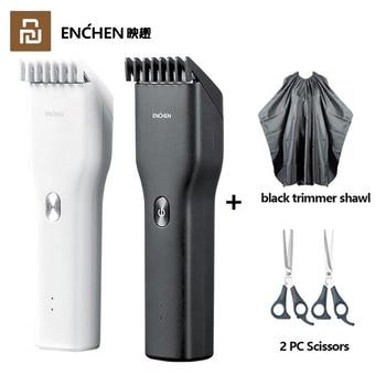 Xiaomi 100% Original ENCHEN Powerful Hair Clipper Professional Hair Clipper Men Electric Cutting Machine Hair Clipper Hairdress 1