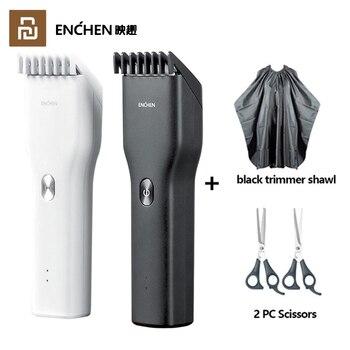 100% Original ENCHEN Powerful Hair Clipper Professional Hair Clipper Men Electric Cutting Machine Hair Clipper Hairdress