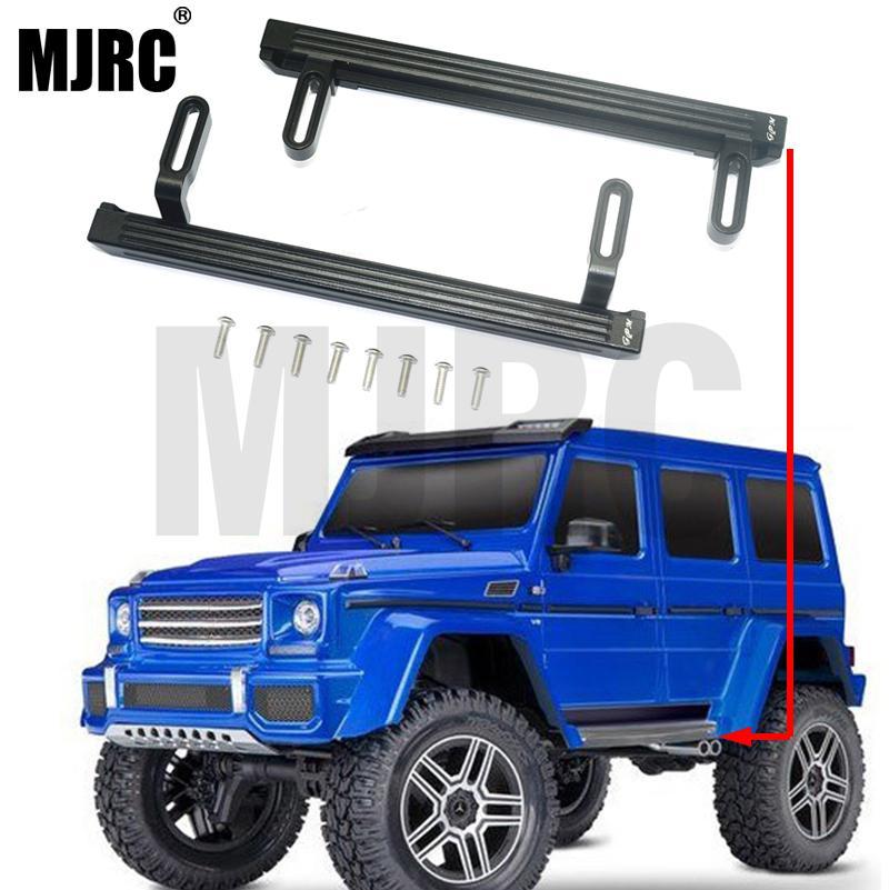 Traxxas TRX-4 G500 TRX4 82096-4 Simulation Climbing Car Metal Side Pedal Metal Foot Pedal