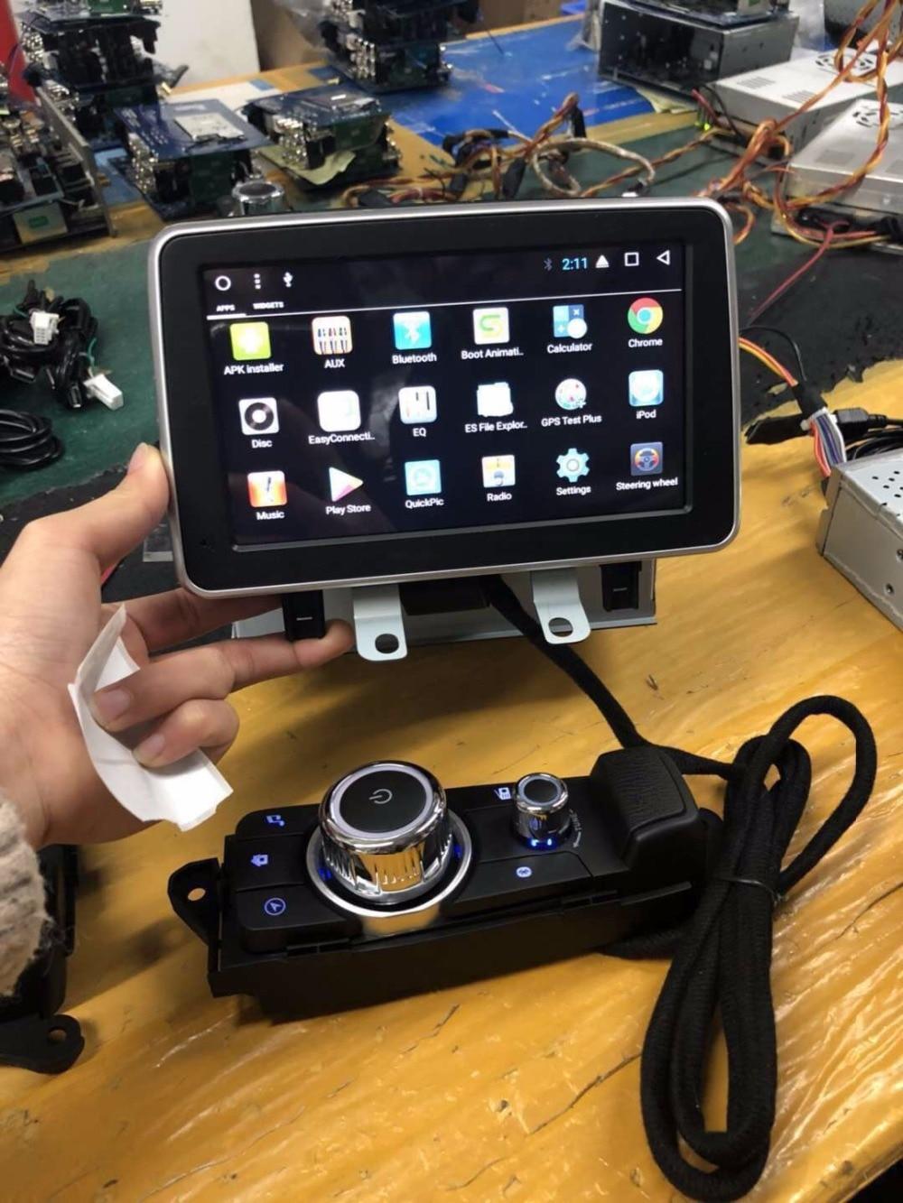 Chogath 1G RAM Android 8.0 Quad Core  Car Radio GPS Navigation For Mazda 2 2015-2018