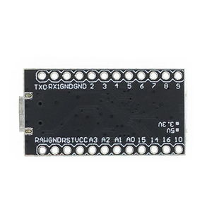 Image 2 - 100Pcs Met De Bootloader Nieuwe Versie Pro Micro ATmega32U4 ATMEGA32U4 AU 5V/16Mhz Module Controller (Hei)